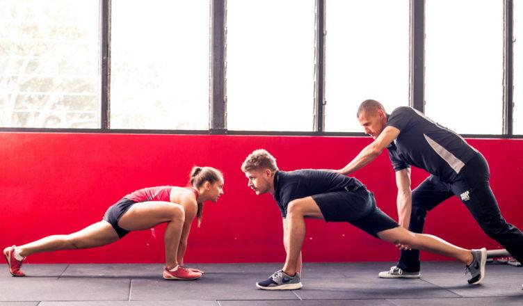 Stretching Class